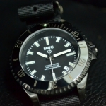 MWC Submariner GTLS PVD Quartz