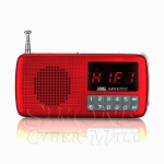 Aoni T810 Mini Portable FM Radio / MP3 Player