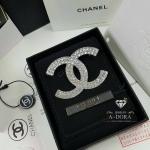*Diamond Chanel brooch เข็มกลัดชาแนล *
