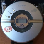 Sony D-EJ101 มือสอง