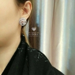 *Diamond Chanel Earring ต่างหูชาแนล*