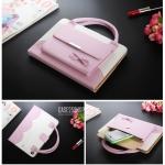 (สีชมพู) เคสกระเป๋า Princess Series (เคส iPad mini 1/2/3)