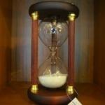 806 Rapid Meditation Hourglass