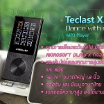 TECLAST X30SE High Quality MP3 Player 4GB + TF Support
