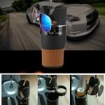 Auto Muiti Cup Hoider ที่วางแก้วน้ำในรถ 5 in 1