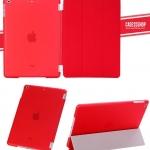 (สีแดง) Smart Cover แยกชิ้นส่วนออกจากกันได้ (เคส iPad Air 1)