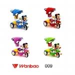 รถสามล้อเด็ก Wanbao รุ่น 009