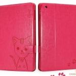 Leiers Domi Cat ซิลิโคนหุ้มตัวเครื่อง (เคส iPad 2/3/4)