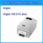 เครื่องพิมพ์บาร์โค้ด บาร์โค้ดปริ้นเตอร์ เครื่องปริ้นท์บาร์โค้ด เครื่องทำบาร์โค้ด เครื่องพิมพ์ฉลาก เครื่องพิมพ์ทำบาร์โค้ด Argox OS-214 plus Barcode Printer