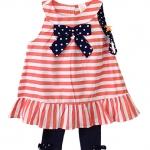 **Carter's** SM1811 Size 12, 18, 24m เสื้อผ้าเด็กขายส่ง ยกแพค 6 ชุดต่อแบบ ครบไซส์