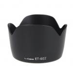 ET-60II Lenshood for Canon 55-250 EF75-300IIIUSM lens