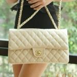 """💞*Chanel classic lamb 10""""*💞"""