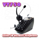 VT750 HEADSET TELEPHONE FOR CALL CENTER
