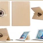 เคสหมุนได้ 360 องศา สีทอง,เงิน,Rose Gold (เคส iPad Air 1)