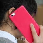 เคสซิลิโคน GOOSPERY (เคส iPhone 6/6S)