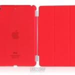 (สี่แดง) Smart Cover แยกชิ้นส่วนออกจากกันได้ (เคส iPad mini 1/2/3)