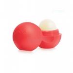 EOS lip balm กลิ่น Summer Fruit ประกอบด้วย สตรอเบอร์รี่ บลูเบอรี่ และพีช 95% organic 100% natural เพื่อริมฝีปากชุ่มชื่น