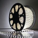 ไฟเส้น LED 5050 แบบแบน ใช้กับไฟ 220v