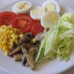 สลัดผักเพื่อสุขภาพ Salad