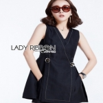 Lady Ribbon Kelly Smart Casual Sleeveless Suit