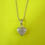 421 Diamond Heart 1.0 * 1.0 cm