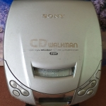 Sony D-E201 มือสอง