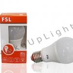 หลอดไฟ E27 9W แสงขาว แสงวอม สินค้าประกัน2ปี มี มอก