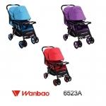 รถเข็นเด็ก Wanbao รุ่น 6523A