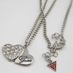 AM1889 - สร้อยคอแฟชั่น,สร้อยคอ,สร้อยแฟชั่น,เครื่องประดับ personalized fashion alloy Heart Necklace