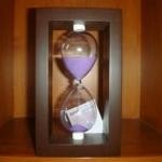 807 Rapid Meditation Hourglass