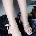 *รองเท้าส้นใหญ่ทรงZara *