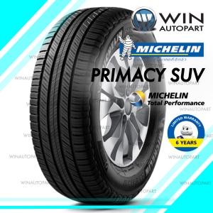 235/65R17 รุ่น PRIMACY SUV ยี่ห้อ MICHELIN ยางรถเอสยูวี