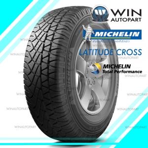 265/65R17 รุ่น Latitude Cross ยี่ห้อ Michelin ยางรถเอสยูวี / ยางรถเก๋ง / กระบะ