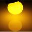 หลอดไฟE27 3W สีเหลือง สินค้าประกัน2ปี มี มอก thumbnail 1