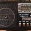 WAXIBA XB-324URT วิทยุพกพา FM AM SW MP3 สีดำ thumbnail 2