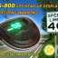 GS-800 GPS Head Up Speed Display With Speed Warning thumbnail 1