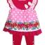 **Winnie's** SM1796 Size 3//6, 6/9, 9/12m เสื้อผ้าเด็กขายส่ง ยกแพค 6 ชุด ครบไซส์ thumbnail 1