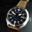 นาฬิกานักบินเยอรมัน MARC & SONS automatic watch, mechanical pilot MSF-003 thumbnail 1