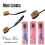 Mei Linda Clear Face Foundation & Facial Cleaner Brush thumbnail 2