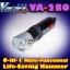 VaCarx VA-280 Multi-functional Life-Saving Hammer thumbnail 1