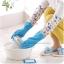 ถุงมือยางใส่ทำความสะอาด ปกป้องผิวจากสารเคมี กันน้ำ (รุ่นยาวพิเศษ) thumbnail 3