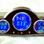 FH-001 CAR DIGITAL COMPASS WITH CLOCK / CALENDER / THERMOMETER / BATTERY VOLTAGE thumbnail 1