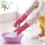 ถุงมือยางใส่ทำความสะอาด ปกป้องผิวจากสารเคมี กันน้ำ (รุ่นยาวพิเศษ) thumbnail 2
