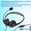 M202T Binaural Telephone Headset With Talk-Control thumbnail 2