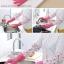 ถุงมือยางใส่ทำความสะอาด ปกป้องผิวจากสารเคมี กันน้ำ (รุ่นยาวพิเศษ) thumbnail 10