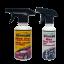 Qturf เคลือบสีรถสูตรน้ำ (450 มล.) + Qturf น้ำยาทำความสะอาดล้อแมกซ์และวงล้อ (230 มล.) 680 มล. ชุด 2 ชิ้น thumbnail 1