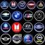 Car Logo LED Door Courtesy Projector Light thumbnail 3