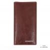 กระเป๋าสตางค์ผู้ชาย หนังแท้ ทรงยาว BrowneFox Long Slim - สีน้ำตาล