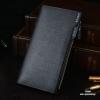 กระเป๋าสตางค์ผู้ชาย ทรงยาว BOGESI Insert - สีน้ำเงิน