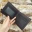 กระเป๋าสตางค์ผู้ชาย ทรงสั้น Chuancheng - สีน้ำตาลทอง thumbnail 8
